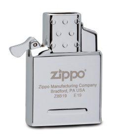 Zippo - Double Torch Butane Lighter Insert Front Side Angled