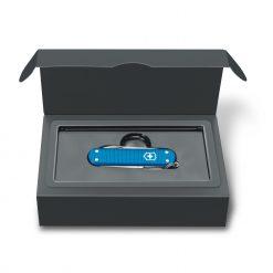 Victorinox Limited Edition 2020 Classic SD Alox Aqua Blue In Box