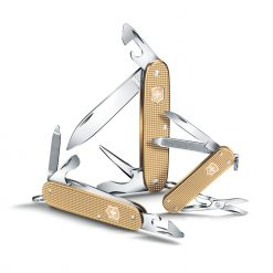 Victorinox Limited Edition 2019 Pioneer Alox Champagne Family Open 1