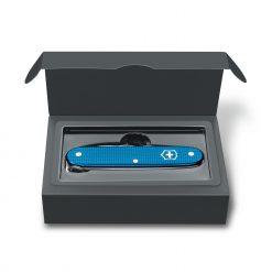 Victorinox Limited Edition 2020 Pioneer Alox Aqua Blue In Box