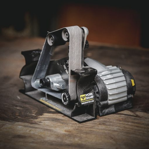 Work Sharp - Blade Grinding Attachment for the Ken Onion Edition Sharpener Front Side With Background