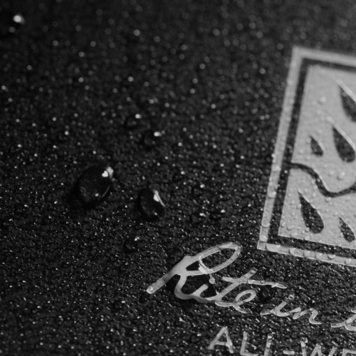 Rite in the Rain Hard Cover Book - Black Cover Close Up