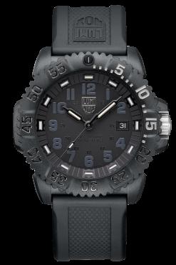 Luminox Original Navy SEAL Colormark 3051.GO.NSF Black/Black Front Side Center