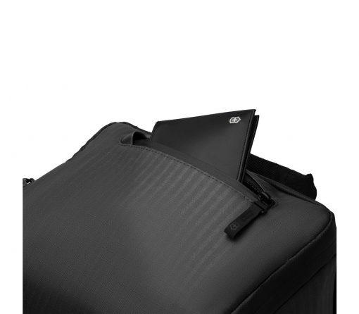 Victorinox - Vx Touring Backpack - Black Pocket Close Up