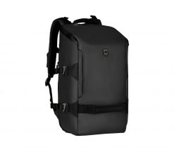 Victorinox - Vx Touring Backpack - Black Front Side Angled Right