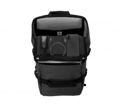Victorinox - Vx Touring Backpack - Black Front Side Open