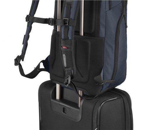 Victorinox - Altmont Original Vertical-Zip Laptop Backpack - Blue Trolley Pass-Through