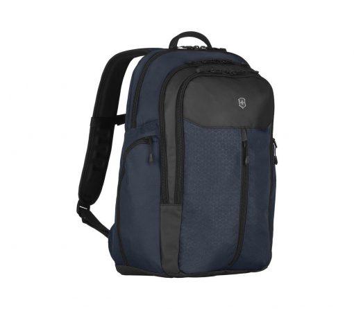 Victorinox - Altmont Original Vertical-Zip Laptop Backpack - Blue Front Side Angled Right