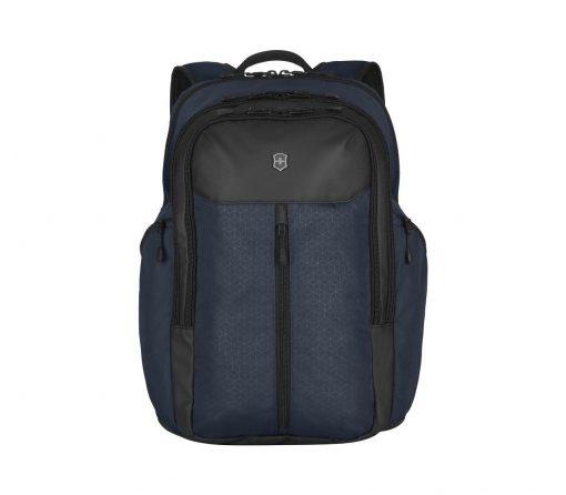 Victorinox - Altmont Original Vertical-Zip Laptop Backpack - Blue Front Side