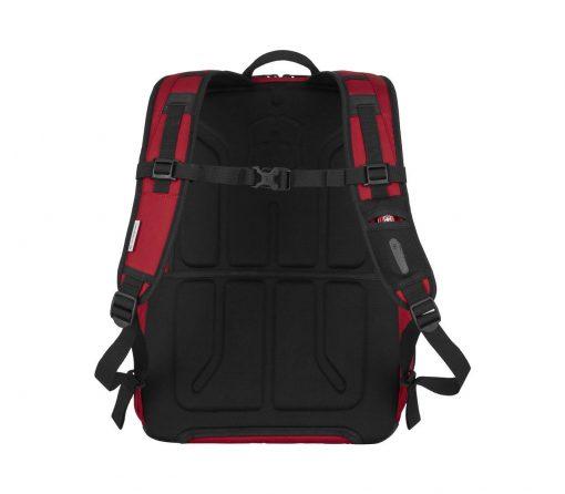 Victorinox - Altmont Original Vertical-Zip Laptop Backpack - Red Back Side