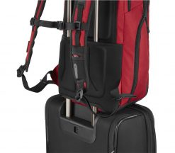 Victorinox - Altmont Original Vertical-Zip Laptop Backpack - Red Trolley Pass Through