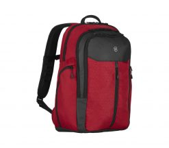 Victorinox - Altmont Original Vertical-Zip Laptop Backpack - Red Front Side Angled Right