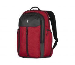 Victorinox - Altmont Original Vertical-Zip Laptop Backpack - Red Front Side Angled Left