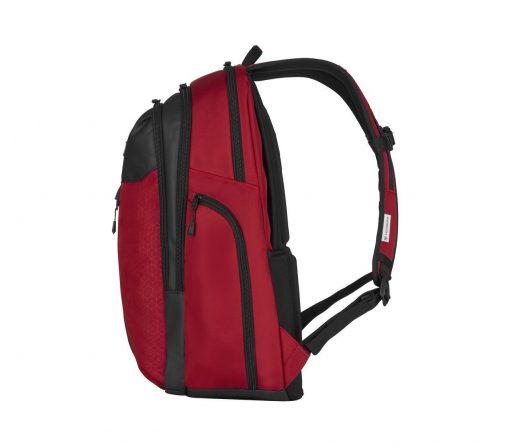 Victorinox - Altmont Original Vertical-Zip Laptop Backpack - Red Side Profile