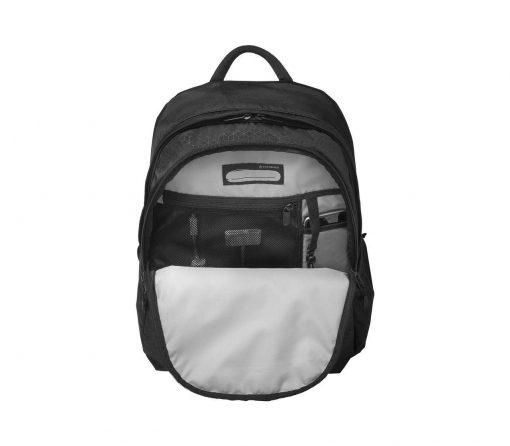 Victorinox - Altmont Original Standard Backpack - Black Front Side Open