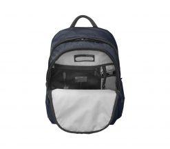 Victorinox - Altmont Original Standard Backpack - Blue Front Side Open