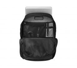 Victorinox - Altmont Original Laptop Backpack - Black Front Side Open