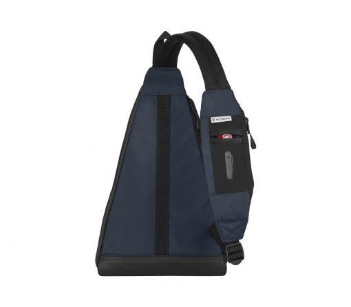 Victorinox - Altmont Original Dual-Compartment Monosling - Blue Back Side Closed