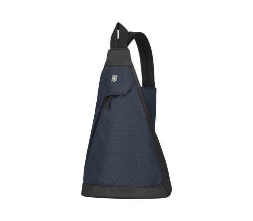 Victorinox - Altmont Original Dual-Compartment Monosling - Blue Front Side
