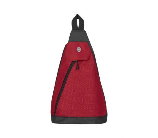 Victorinox - Altmont Original Dual-Compartment Monosling - Red Front Side