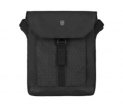 Victorinox - Altmont Original Flapover Digital Bag - Black Front Side