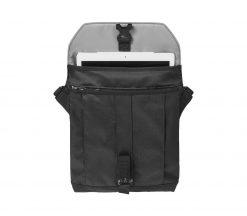 Victorinox - Altmont Original Flapover Digital Bag - Black Front Side Open