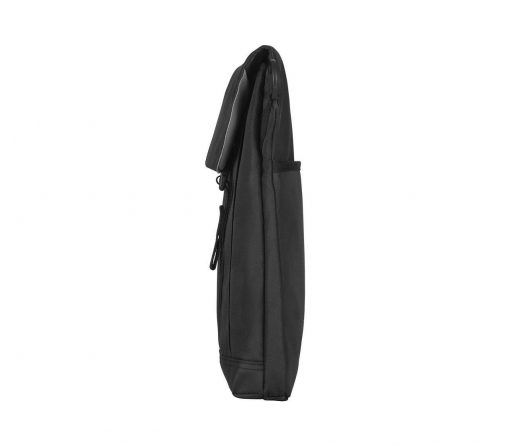 Victorinox - Altmont Original Flapover Digital Bag - Black Side Profile