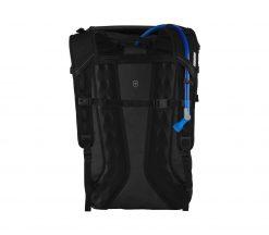 Victorinox - Altmont Active Lightweight Rolltop Backpack - Black Back Side Closed