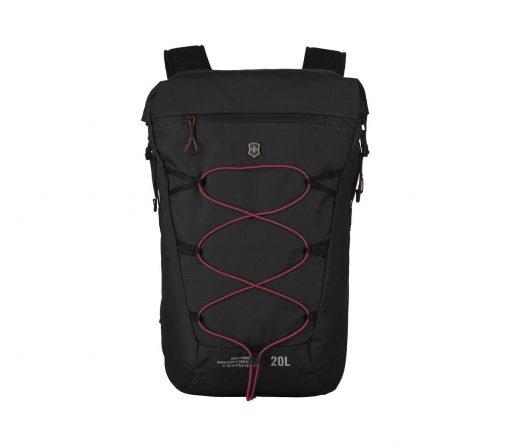 Victorinox - Altmont Active Lightweight Rolltop Backpack - Black Front Side