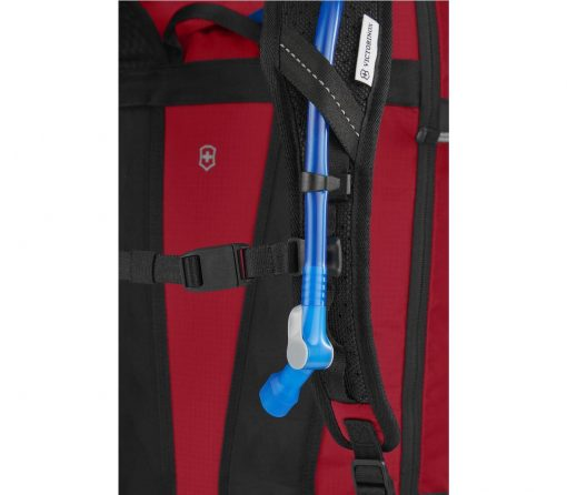 Victorinox - Altmont Active Lightweight Expandable Backpack - Red Close Up