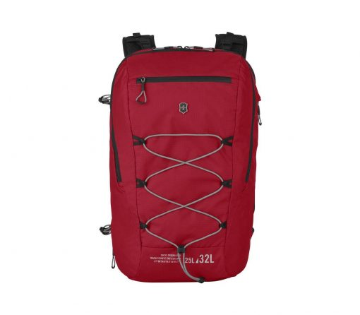 Victorinox - Altmont Active Lightweight Expandable Backpack - Red Front Side