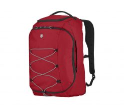 Victorinox - Altmont Active Lightweight 2-in-1 Duffel Backpack - Red Front Side Angled Left