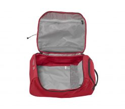 Victorinox - Altmont Active Lightweight 2-in-1 Duffel Backpack - Red Horizontal Fully Open