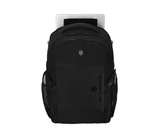 Victorinox - VX Sport EVO Daypack - Black Front Side With Laptop