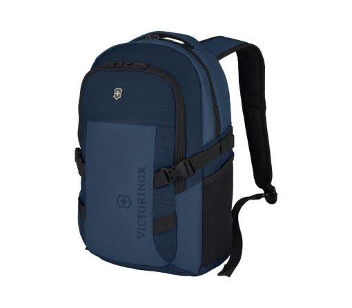 Victorinox - VX Sport EVO Compact Backpack - Blue Front Side Angled Left