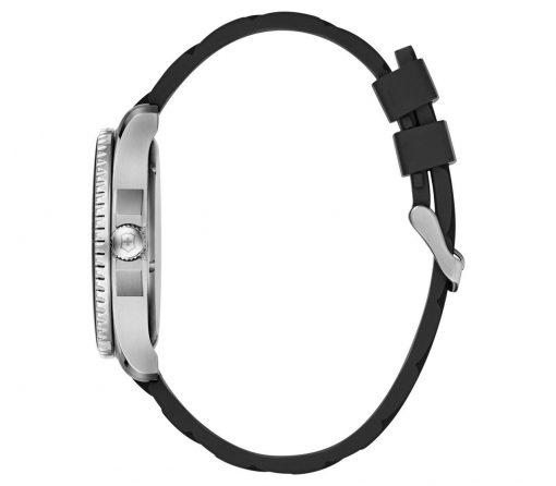 Victorinox - Maverick Large - Black Rubber Strap Side Profile