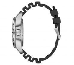 Victorinox - I.N.O.X. Professional Diver - Black Rubber Strap Side Profile