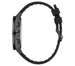 Victorinox - Alliance Sport Chronograph - Black Rubber Strap Side Profile