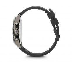 Victorinox - Fieldforce Sport Chrono - Black Rubber Strap Side Profile