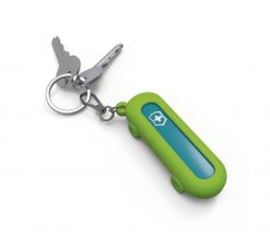 Victorinox Classic SD Silicone Case - Smashed Avocado Front Side With Knife