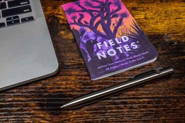 Take notes with this awesome notepad and pen